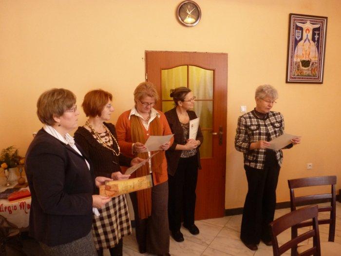Zarząd w ówczesnym składzie (19.01.2013r.)